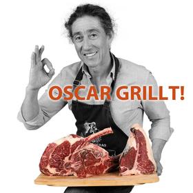 Oscar grillt!